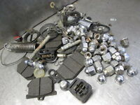 Yamaha XS Eleven Special XS1100 1978 - 1981 Hardware Parts Lot