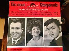 LP Die neue Polydor Starparade >BEATLES/Sweetles/u.a.< Polydor 1964