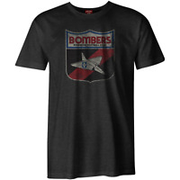 AFL Heritage Retro Tee Shirt - Essendon Bombers - Generous Sizes - BNWT