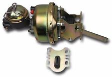 1964 1965 1966 ford mustang brake booster and master cylinder combo with bracket