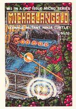 Michaelangelo TEENAGE MUTANT NINJA TURTLE #1  VF/NM Mirage 1986 TMNT