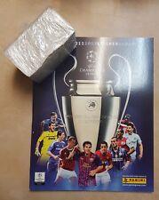 PANINI Champions League 2011-2012 || Leeres Stickeralbum + kompletter Satz