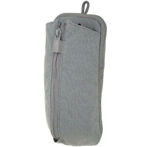 Maxpedition XBP Expandable Bottle Pouch Gray xbpgry