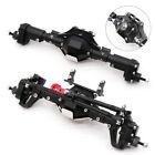 CNC Metal Front Rear Portal Axle Kits For 1/10 Axial SCX10 II 90046 90047 RC Car