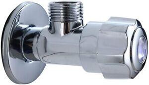 Stainless Steel Shower Triangle Valve Wall Mounted Single Port Splitter Adapter