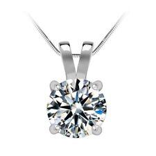 La Angelique Hearts & Arrows Necklace Earrings set CZ Cubic Zirconia CRYSTALA