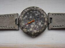 New Grey & White R150 Tissot Rockwatch Rock Watch w/box