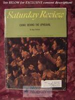 Saturday Review December 10 1966 HUGO PORTISCH FRANK O'CONNOR ELMO ROPER