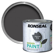 Ronseal Outdoor Exterior Garden Paint Wood Brick Metal Stone All Colour's - 2.5L
