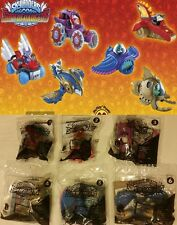 MCDONALD'S  2016 SKYLANDERS SUPERCHARGE - COMPLETE SET - ON HAND - Free Shipping
