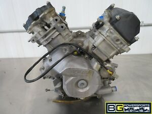 EB380 2012 12 CANAM RENEGADE 500 ENGINE MOTOR  ASSEMBLY 1252 MILES