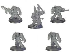 Dark Angels Space Marine Dark Vengeance DEATHWING TERMINATOR Squad 40K