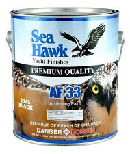 Sea Hawk AF-33 Ablative Bottom Paint (GL) Black