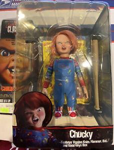 Chucky NECA CHILD'S PLAY 3 CULT CLASSICS SERIES 4 NOS NIP Unopened