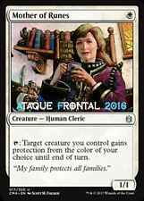 MTG MOTHER OF RUNES - Madre de las runas  - COMMANDER ANTHOLOGY 2017