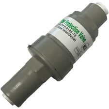 "Inline Water Pressure Regulator Valve 1/4"" Pushfit RO Reverse Osmosis"