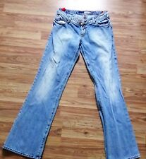 Miss Sixty Italy Womens Denim Jeans Size 32