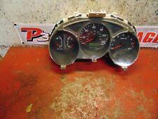 04 Subaru Forester speedometer instrument gauge cluster