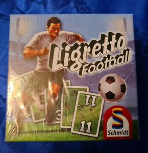 Schmidt Ligretto Fußball Foot Football - Kartenspiel NEU