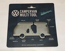 Volkswagen Campervan Multi Tool Metal VW Bus 10 Tools Licensed