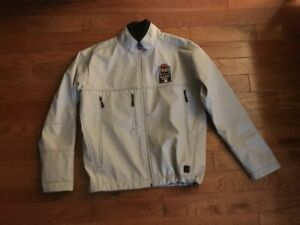 2007 RARE SF GIANTS PAC BELL ALL STAR GAME WORKER JACKET ANTIGUA SMALL NICE LOOK