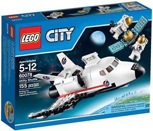 LEGO 60078 Utility Shuttle (BNIB)