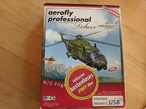 Ikarus Flugsimulator aerofly professional Deluxe Platinum Edition (Addons 1 – 5)