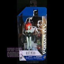 Batman Animated NEW ADVENTURES POISON IVY Action Figure DC COMICS Collectibles!