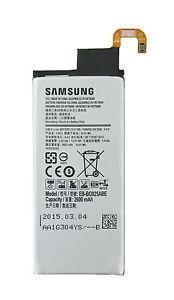 Genuine Samsung Galaxy S6 Edge G925F EB-BG925ABE 2600mAh Battery - GH43-04420A /