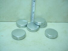 Dollhouse Miniature Cookie/Candy Tins  - Round -  #ss3032