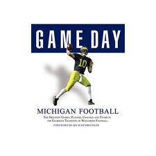 Michigan Wolverines Football Game Day Book Athlon Sports