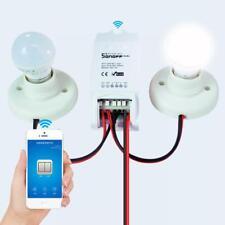 New Sonoff Dual WiFi Wireless Smart  Switch Timer Module APP Remote ca