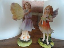 Fairy's - Two Miniature Veronese Fairy's Butterfly Wings & Fairy Wings