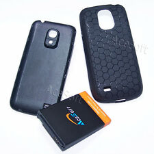 6300 mAh Extended Battery Thicker Cover Case for Samsung Galaxy S4 mini SCH-I435