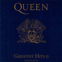 CD-Queen -Greatest Hits II - A Kind Of Magic, I Want To Break Free, Radio Ga Ga