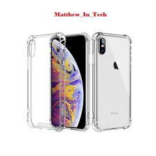 50 COVER IPHONE X-XS Silicone trasparente 100% TPU