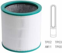 Topwell HEPA Filter Replacement Compatible with Dyson Tower Purifier Pure Cool