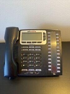 Allworx 9224 24 Programmable Key IP Phone - Black x 3