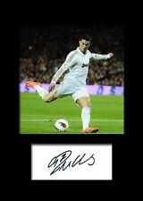 CRISTIANO RONALDO #3 Signed Photo Print A5 Mounted Photo Print - FREE DELIVERY