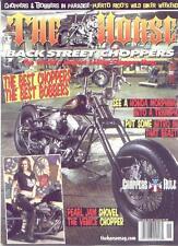 THE HORSE BACKSTREET CHOPPERS No.50 (New Copy) *Free Post To USA,Canada,EU
