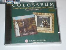 Colosseum - Those who about to die salute you Valentyne suite - CD SIGILLATO