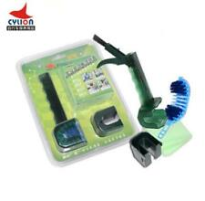 Cycling MTB Bicycle Flywheel Clean Wash Brush Tool Bike Chain Cleaner Kit 5 in 1