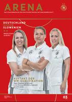 WM-Qualifikation 16.09.2017 Deutschland - Slowenien, DFB-Arena 3/2017
