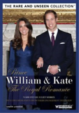 Prince William and Kate - A Royal Romance DVD NEW