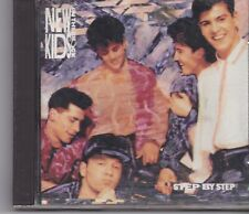 New Kids On The Block-Step By Step cd album