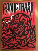 COMIC TRASH NR. 10 1992 INDEPENDENT ART PUNK 90ER JAHRE COMICS FANZINE ARTCORE