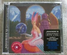 Journey Greatest Hits Live CD - 16 Great songs!