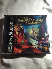 Legend of Dragoon (Sony PlayStation 1, 2000) New & Sealed