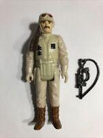 Vintage Star Wars Rebel Commander Complete 1980 Hong Kong
