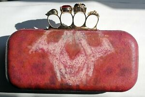 Prehistoric beast - clutch purse